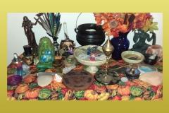 Millennial Gaia Autumn Altar ~ Morgan Ravensweed