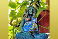 Millennial Gaia by Jeremy Taylor