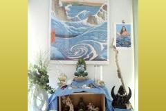 Millennial Gaia Sea Altar